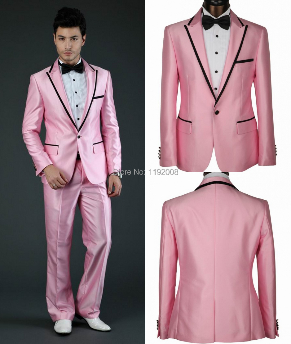 Pink Prom Suits | Dress images