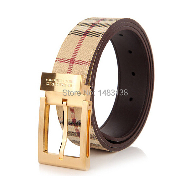 Fashion cowskin famous brand geninue real leather belts for men,strap male metal pin buckle,cintos masculino belt free shippingОдежда и ак�е��уары<br><br><br>Aliexpress