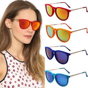 Новый 2015 круглый солнечных очков женщин бархат солнцезащитные очки винтаж замочная скважина очки óculos De Sol ретро вс стеклянные SS067
