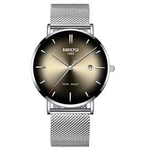 NIBOSI montre hommes Simple mode marque suisse montre à Quartz luxe créatif étanche Date décontracté hommes montres Relogio Masculino(China)