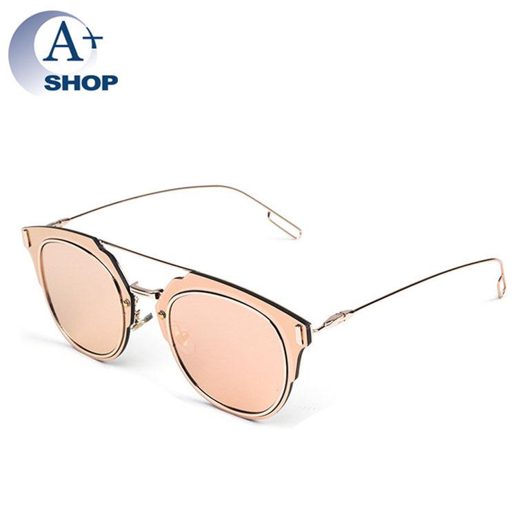 2015 di*r sunglasses women brand designer cat's eye wayfarer glasses men sunglasses goggle sun glasses oculos de sol feminino(China (Mainland))