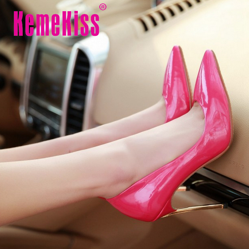 women high heel shoes pointed toe sexy lady quality footwear stiletto fashion heeled pumps heels shoes size 34-39 P17089<br><br>Aliexpress