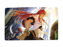 Tales of Series Mouse Pad Table Play Mat (Tales of Abyss TOA 1 Luke Fon Fabre Anise Tatlin Tear Grants Guy Cecil Jade Curtiss)