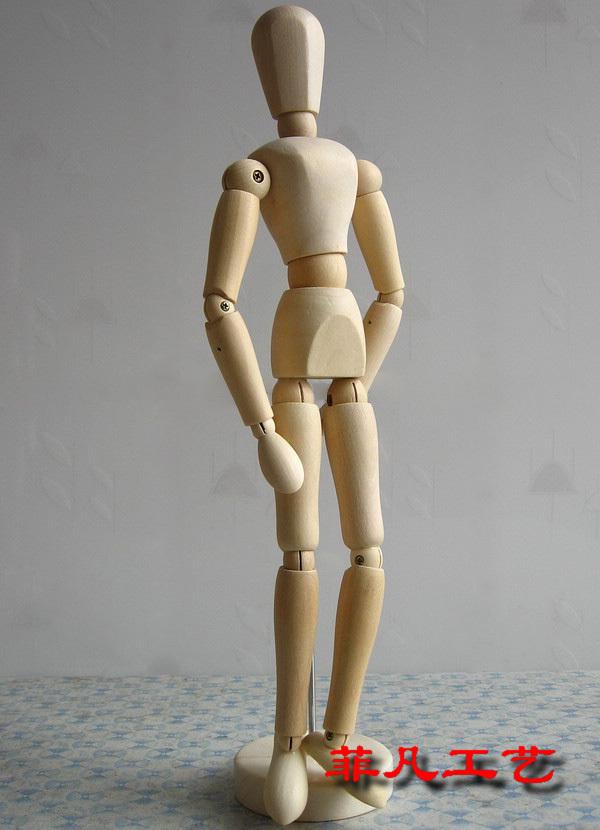 Деревянные шарнирные куклы своими руками 88