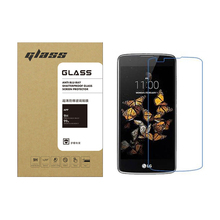 Buy sFor LG K8 Screen Protector 0.26mm 2.5D Explosion-Proof Tempered Glass LG K8 for $2.99 in AliExpress store
