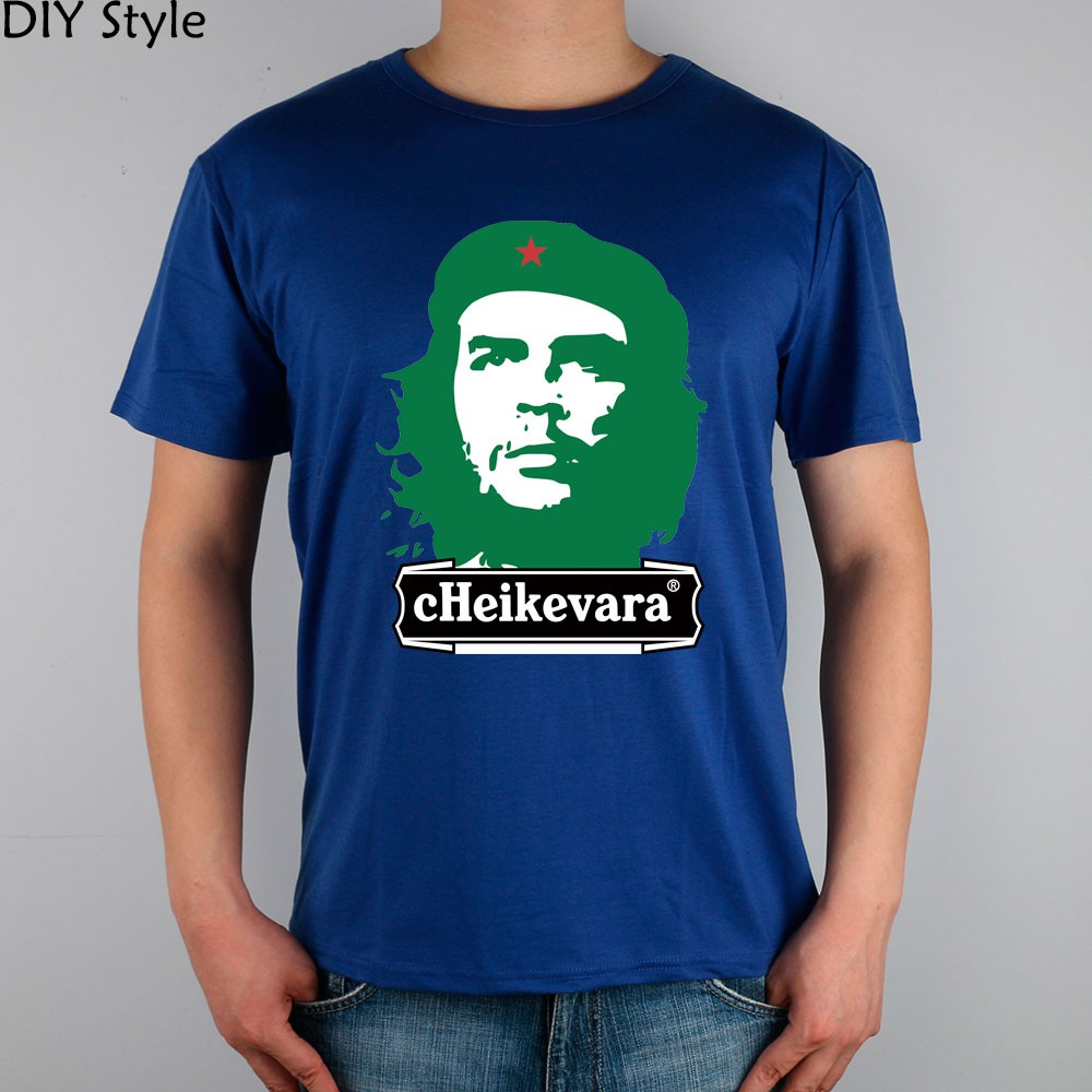 CHE Beer Guevara T-shirt cotton Lycra top 5783 Fashion Brand t shirt men new high quality  HTB12rCWMpXXXXaZXFXXq6xXFXXXP