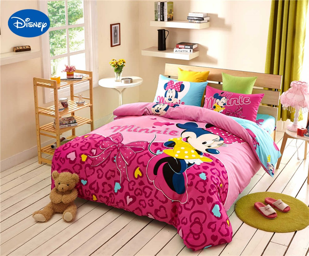Online Get Cheap Full Size Minnie Mouse Sheets -Aliexpress.com ...