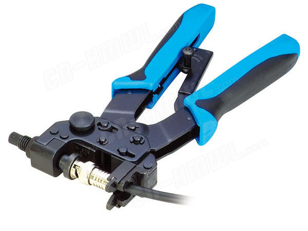 Free shipping coaxial waterproof 3 in 1 carbon steel Compression Tool F RCA BNC Crimping Tool(China (Mainland))