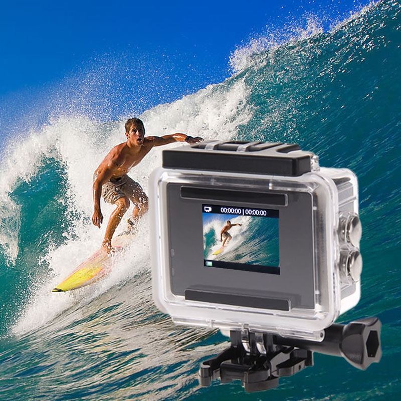 New SJ4000  WIFI Camcorder Waterproof Sports DV 1080P HD Video Action Camera High Quality Free Shipping <br><br>Aliexpress
