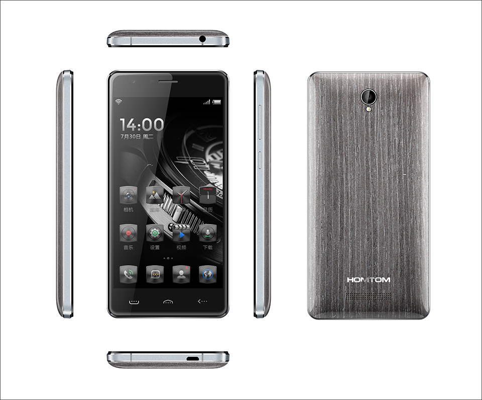 which doogee homtom ht5 4250 mah 4g lte 5 inch dual sim smartphone 1280x720 android 5 1 lollipop you