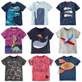 2017 summer baby tops new arrival cute boys clothes short sleeve o neck t shirt 2