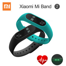 Buy Xiaomi Mi Band 2 Smart Bracelet Heart Rate Monitor Wristband Miband 2 Fitness Tracker Android Bracelet Smartband IP67 for $32.85 in AliExpress store