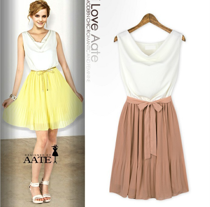 2013 summer women's plus size basic skirt summer new arrival slim one-piece dress sleeveless