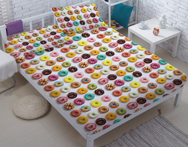 Donut Bed Sheets