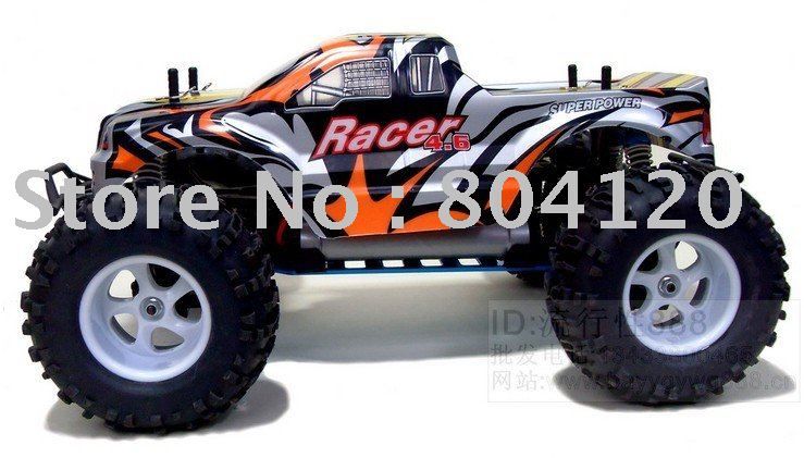 4.6 Limited Edition promotional import brushless motor racing remote control cars with remote control with LCD electronic govern(China (Mainland))