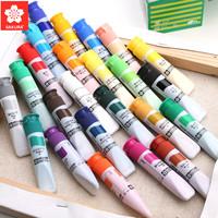 Japan sakura transparent watercolor illustration pigment 12 /15 /18 /24 colors cartoon watercolor 12ml