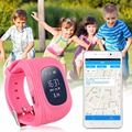 Children Smart Watch GSM GPRS GPS Locator Tracker Clock Kid Smartwatch Anti Lost for IPhone Samsung