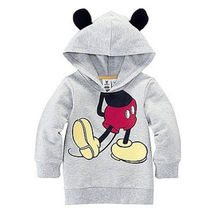 Details about Baby Girls Boys Kids Cartoon Mickey Minnie Tops Sweatshirt Hoodies Coat Clothes(China (Mainland))