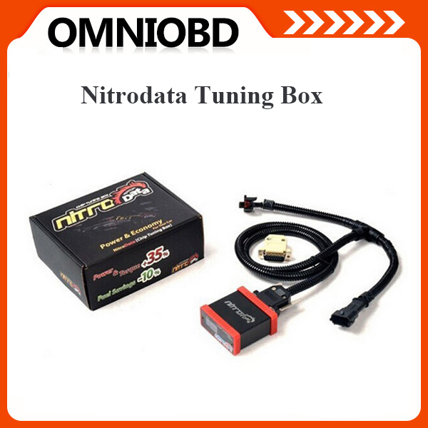 DHL 5 pieces /lot Original NitroData Chip Tuning Box for Diesel Cars (Common Rail) Enhance the Performance of Diesel Tractors(China (Mainland))
