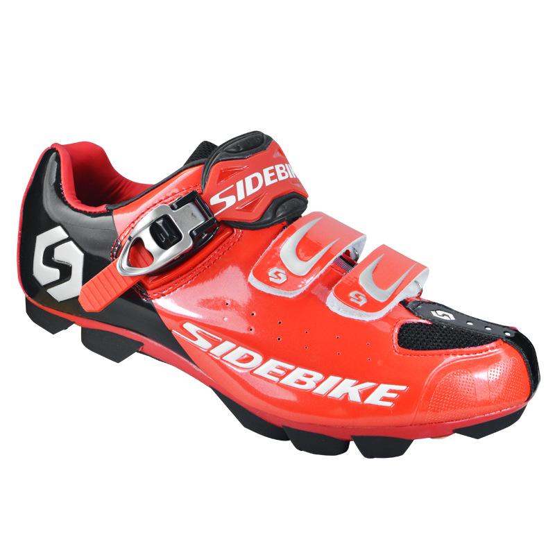 Горячая sidebike дышащий спортивные спортивная обувь mtb