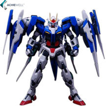 Brand Daban Anime 1/100 MG 00R Raiser Gundam with LED Light Action Figure Fighting Robot Assemble Toys Collection