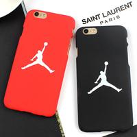 Case For Iphone 6 6s Plus 5 5s SE Supermen Flyman Michael Jordan Back PC Hard Cover For Iphone 6 6s Carcasa Capa Fundas Coque