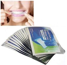 14Pairs Box Oral Hygiene Teeth Whitening Strips Professional Double Dental White Teeth Strips Gel Bleaching Tooth