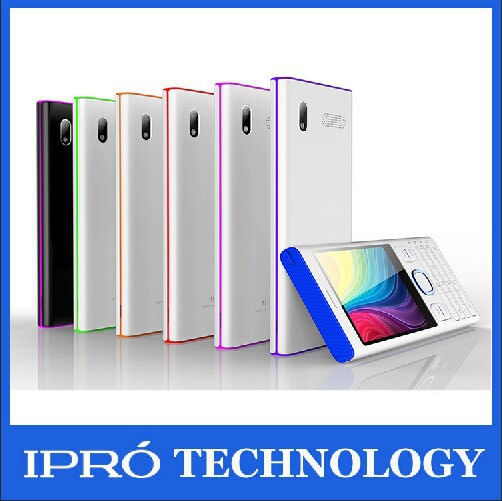 Hot Sale 100% Original 2015 New Ipro 2.8''Screen Mobile Phone English/Spanish/Portuguese GSM Dual Sim with earphone cell phones(China (Mainland))