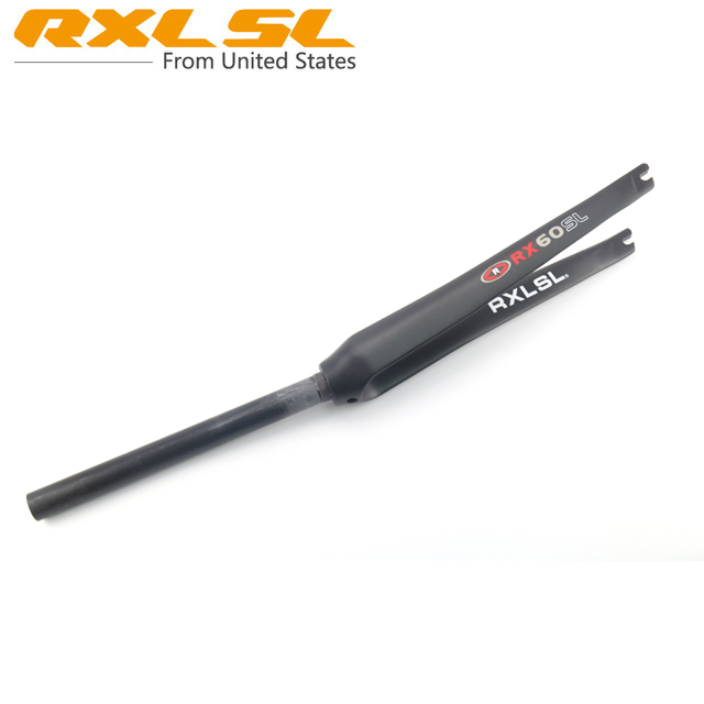 Carbon Forks RX60 Carbon Road Bicycle Front Fork RXL SL Carbon Forks Road Bike 700C Bicycle accessories UD Matte RX6631(China (Mainland))