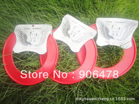 5Pcs/Lot Free Shipping Dog Training Frisbee Toys Cat Frisby Flying Disc Garden Beach Flyer Toys