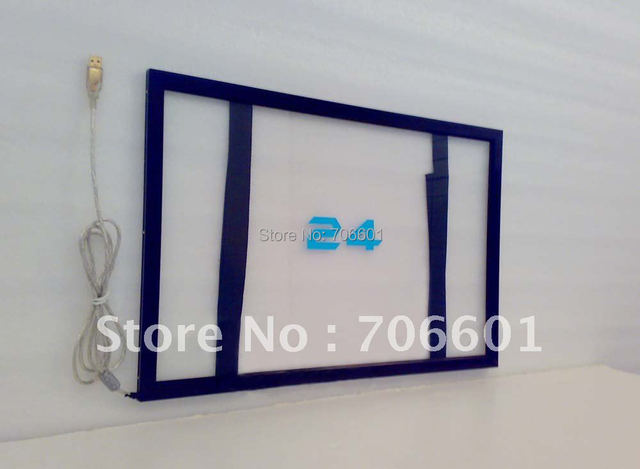 """24"""" infrared touch screen / panel"""