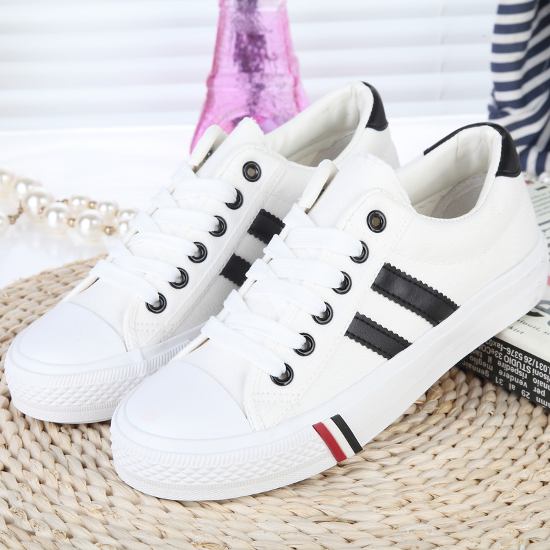Women casual creepers shoes zapatos mujer 2016 hot fashion women platform shoes lover canvas men Flats Shoes