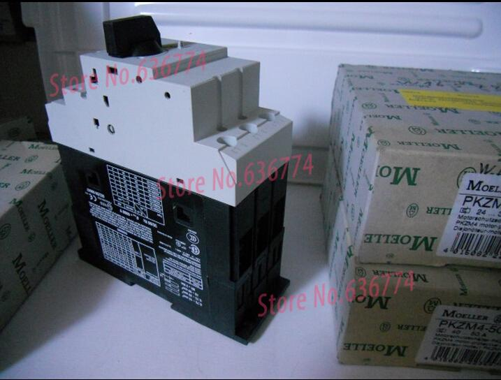 Фотография Electric motor switch PKZM4-40