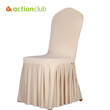 New 2016 Wedding Chair Covers Housse De Chaise Spandex Chair Covers High Quality Home Wedding Decoration Chair Cover(China (Mainland))