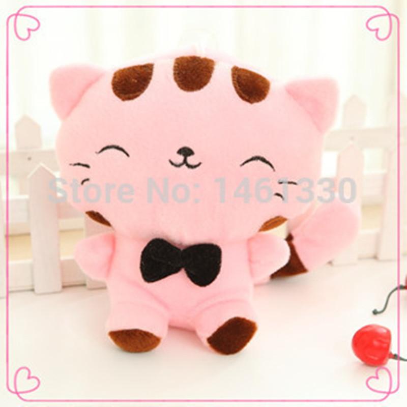 Baby toy mini plush animals lembrancinhas de casamento mickey minnie sheep plush birthday gift minion soft toy Big cat face 20cm(China (Mainland))