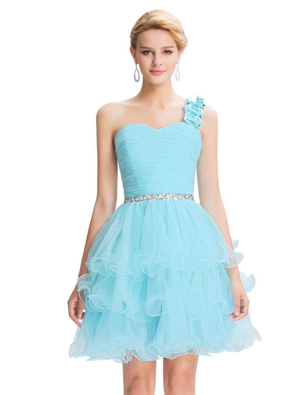 Puffy Short Prom Dresses | Cocktail Dresses 2016
