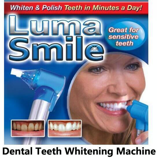 white teeth machine