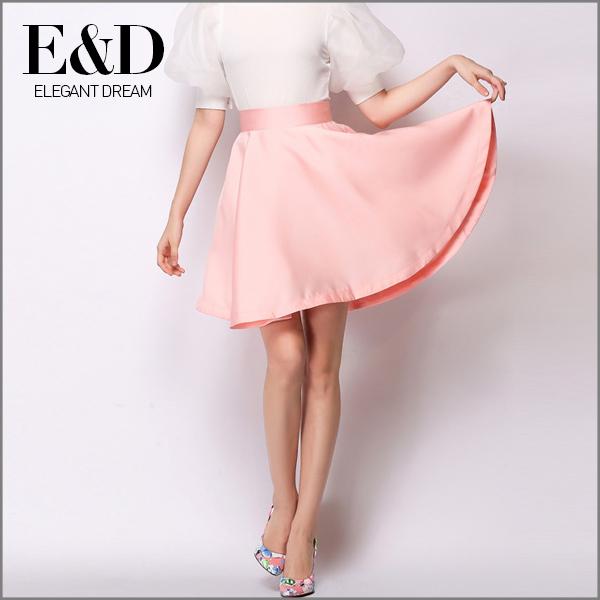 Женская юбка Elegant dream 2015 saias midi faldas D775 ноутбук dell vostro 5468 5468 9033 5468 9033