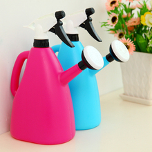 Watering Cans For Garden Planting Flowers Spray Water  Pots (Volume 1.2L)(China (Mainland))
