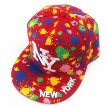 Hat Letter Rushed 2016 New Fashion Adult Casual Snapback Ny Baseball Cap Gorra Women Hip Hop Snap Back Caps