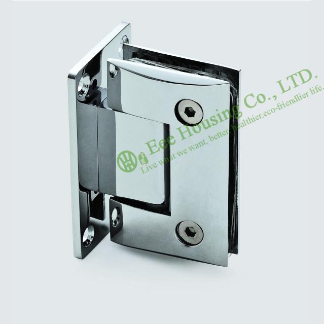 Puertas Para Baño En Acero Inoxidable:Glass Shower Door Hinges