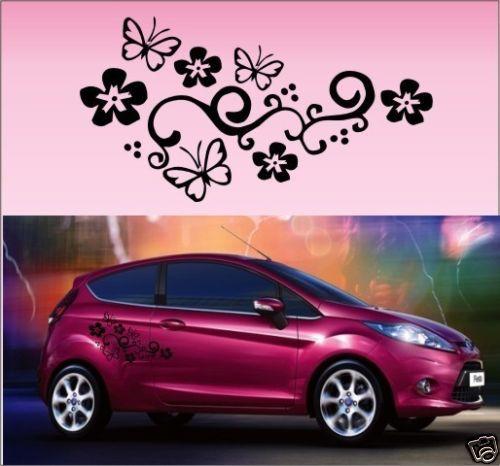 gráficos de flores de coches al por mayor de alta calidad de China ...