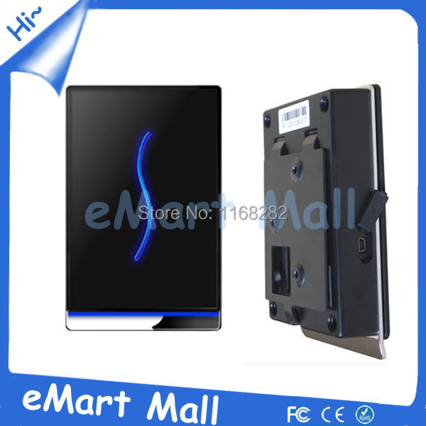Free shipping SCR100 RFID 125Khzcard Employee Time Attendance Access Control with RS232/484,TCP/IP(China (Mainland))
