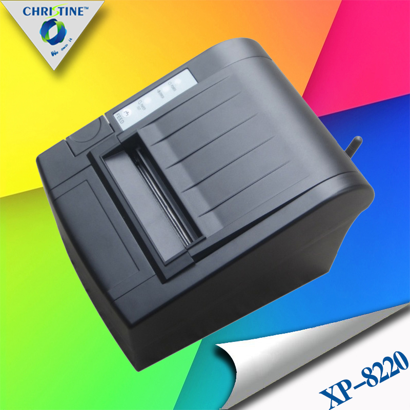 Wifi Thermal Printer Auto-cutter Wireless Printer Wifi Pos Printer for Kitchen Support Compatible with EPSON, SAMSUNG  SM-8220-W<br><br>Aliexpress