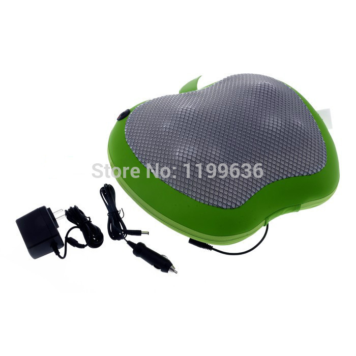 Health Care Apple Shape Infrared Kneading Massager(China (Mainland))