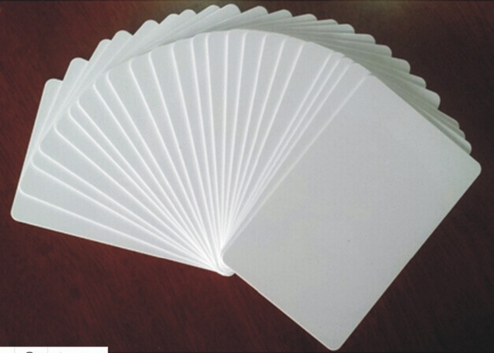 125KHz Contactless EM RFID Card/Printable RFID Card/Blank EM4200 Smart Card(China (Mainland))