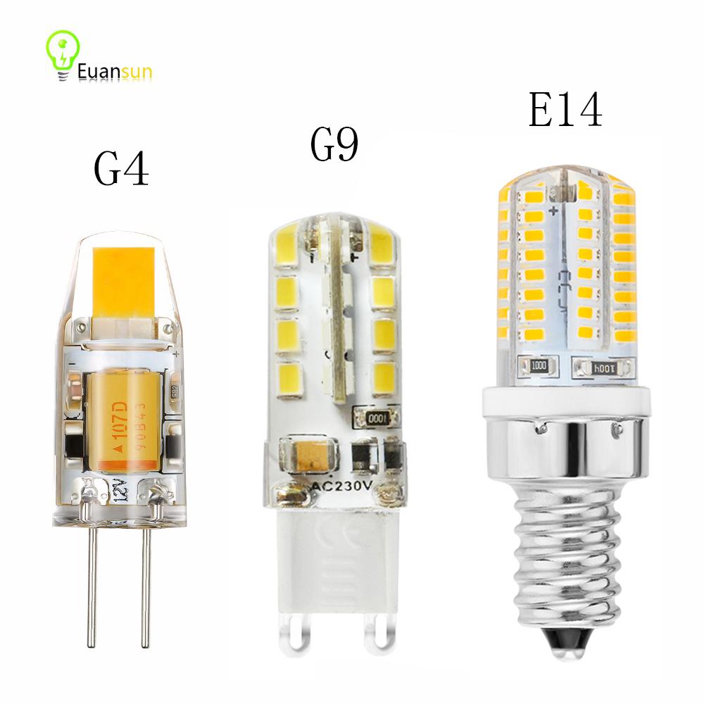 Led g4 g9 E14 AC 220V DC 12V Led bulb Lamp SMD3014 3W 5W 6W 9W 10W Replace 20w 40w halogen lamp light 360 Beam Angle lampada led(China (Mainland))