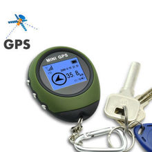 High quality Mini Portable Location Finder Handheld mini GPS Navigation For Outdoor Sport Travel, Free Shipping(China (Mainland))