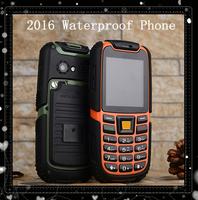 2015 Outdoor Sport Waterproof S6 Mobile Phone IP68 Dustproof Shockproof phone 2.4