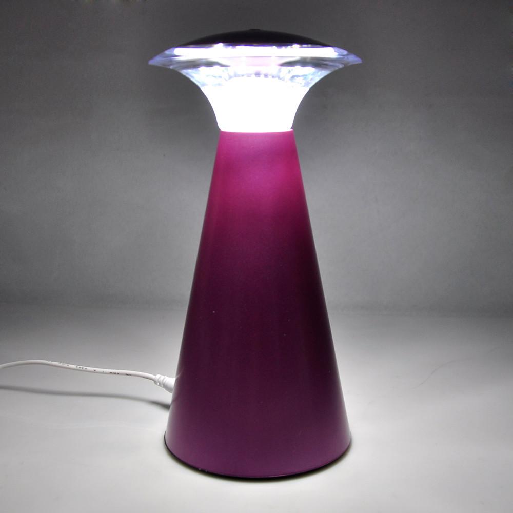 Ночная светодиодная лампа 12 Touch